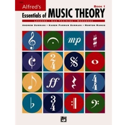 Essentials of Music Theory Book 1