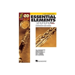 Essential Elements Interactive Bk1 Bass Cl (formerly EE2000)