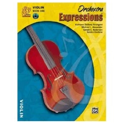 Orchestra Expressions Bk1 Vln