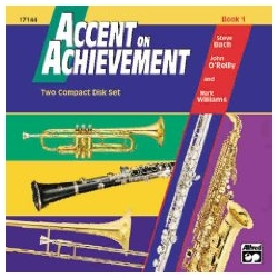Accent On Achievement 1 Cd
