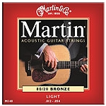 Martin Guitar Strings Light