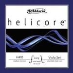D'Addario Strings Viola Med 15-16 Set Helicore