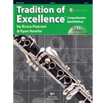 Tradition of Excellence Bk3 Bb Clarinet