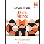 Haskell Harr Drum Method Bk1