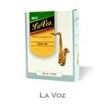Lavoz Tenor Saxophone Reeds Medium Soft