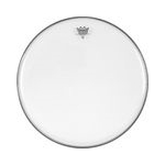 "Remo Drum Head 16"" Clear Ambassador"