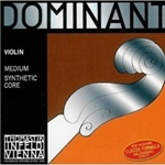 Thomastik Dominant Violin Strings 4/4 Set Wound Ball E