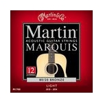Martin Marquis Guitar Strings 12 String Light