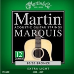 Marquis Guitar Strings12 String Extra Light