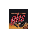 GHS Phosphor Bronze Guitar Strings Medium