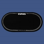 Evans Bass Drum Patch Double 2 Pack