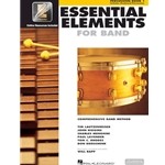 Essential Elements Interactive Book 1 Percussion (formerly EE2000)