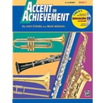 Accent On Achievement 1 Tenor Sax