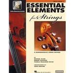 Essential Elements 2000 Strings Book 1 Cel