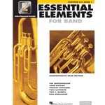 Essential Elements Interactive Book 1 Baritone Bass Clef (formerly EE2000)