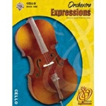 Orchestra Expressions Book 1 Cello