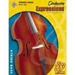 Orchestra Expressions Book 1 Bass