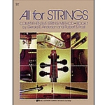 All For Strings Book 1  Bass