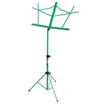 On-Stage Folding Music Stand w/Bag Green