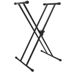 On-Stage Keyboard Stand Double X