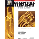 Essential Elements 2000 Book 2 Baritone Bass Clef