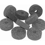 Cymbal Felts Pack Of 10