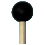 Mike Balter Mallets Rubber Medium Black