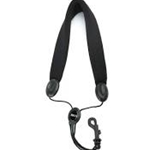 Padded Saxophone Strap With Snap Hook