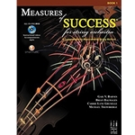 Measures of Success Book 1 w/DVD Viola