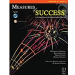 Measures Of Success Book 2 Baritone Bass Clef