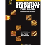 Essential Elements for Band Bk 1 With EEI Piano