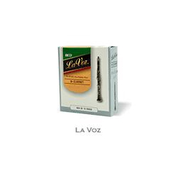 Lavoz Clarinet Reeds Medium Soft