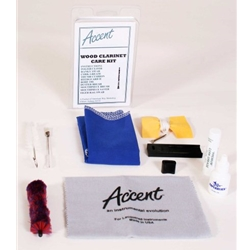 Accent Wood Clarinet Care Kit