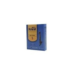 Rico Royal Bass Clarinet Reeds 2.5