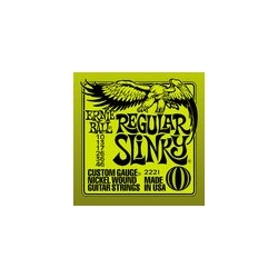 Ernie Ball Guitar Strings Regular Slinky