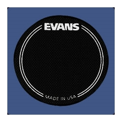Evans Bass Drum Patch Single 2 Pack