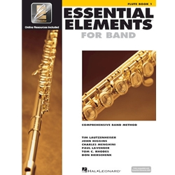 Essential Elements Interactive Book 1 Flute (formerly EE2000)