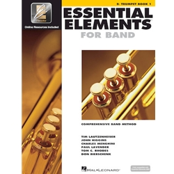 Essential Elements Interactive Book 1 Trumpet (formerly EE2000)