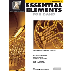 Essential Elements Interactive Book 1 French Horn (formerly EE2000)