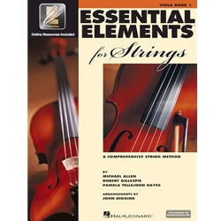 Essential Elements 2000 Strings Book 1 Viola