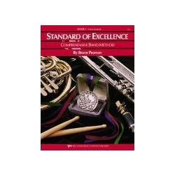 Standard Of Excellence Book 1  Baritone Bass Clef