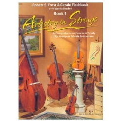 Artistry In Strings Book 1 Cello