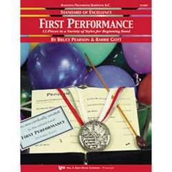 Standard Of Excellence First Performance  Trombone