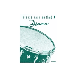 Breeze Easy Bk 1 Drums