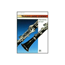 Yamaha Band Student Book 1  Clarinet