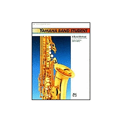 Yamaha Band Student Book 1  Tenor Sax