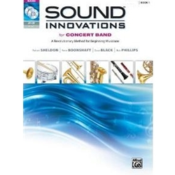 Sound Innovations Book 1 Trombone