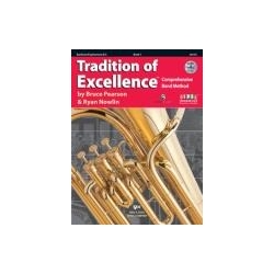 Tradition Of Excellence Book 1 Baritone Bass Clef