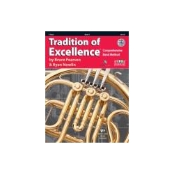 Tradition Of Excellence Book 1 French Horn