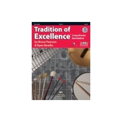 Tradition Of Excellence Bk1 Percussion